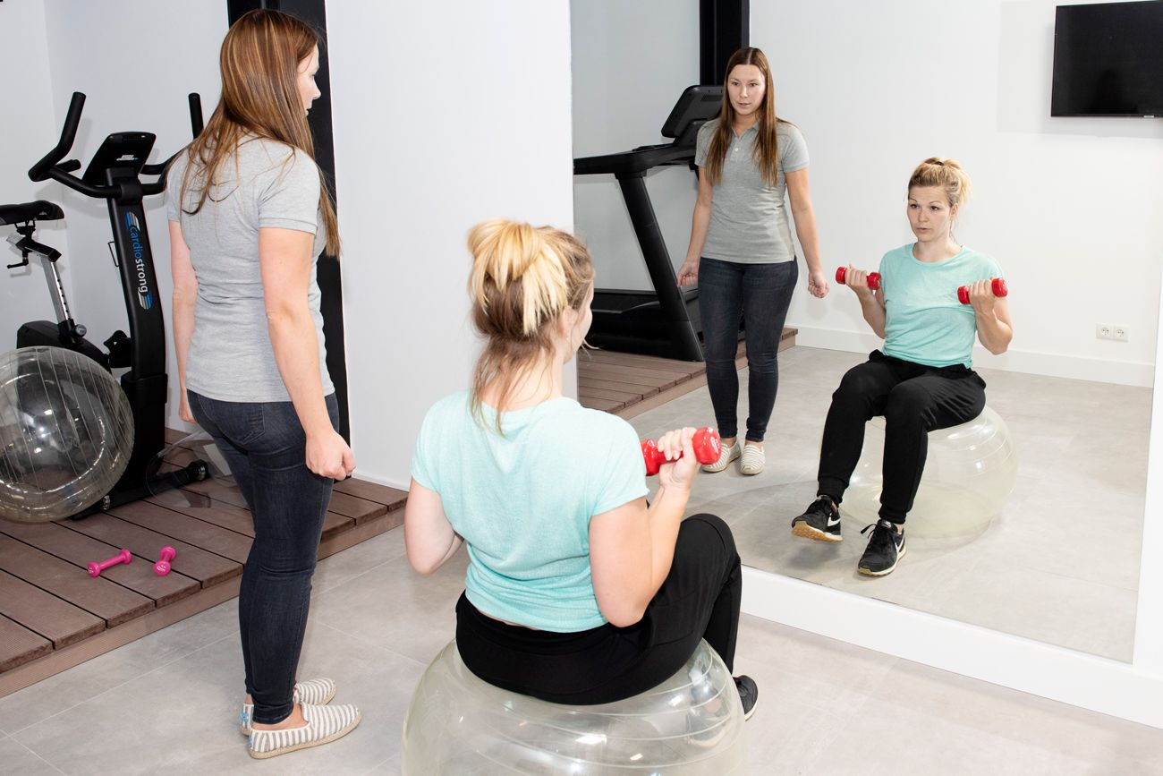 Behandelingen bij bekkenklachten | Fysiotherapie Schipper